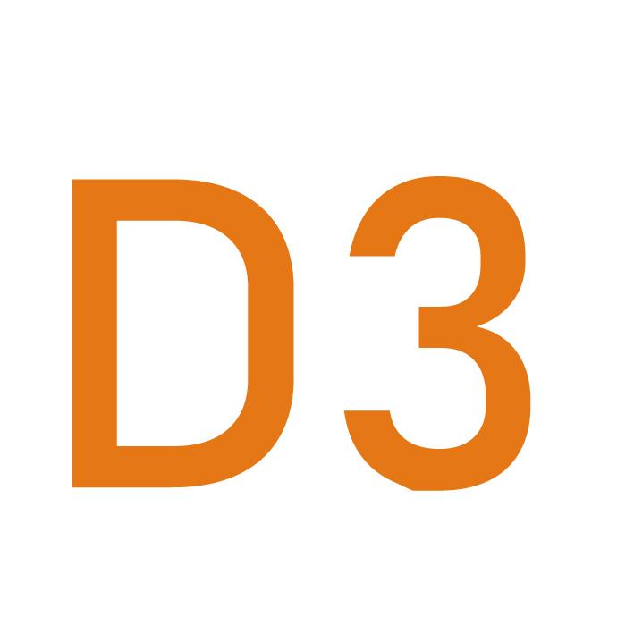 Praktiniai patarimai darbui su D3